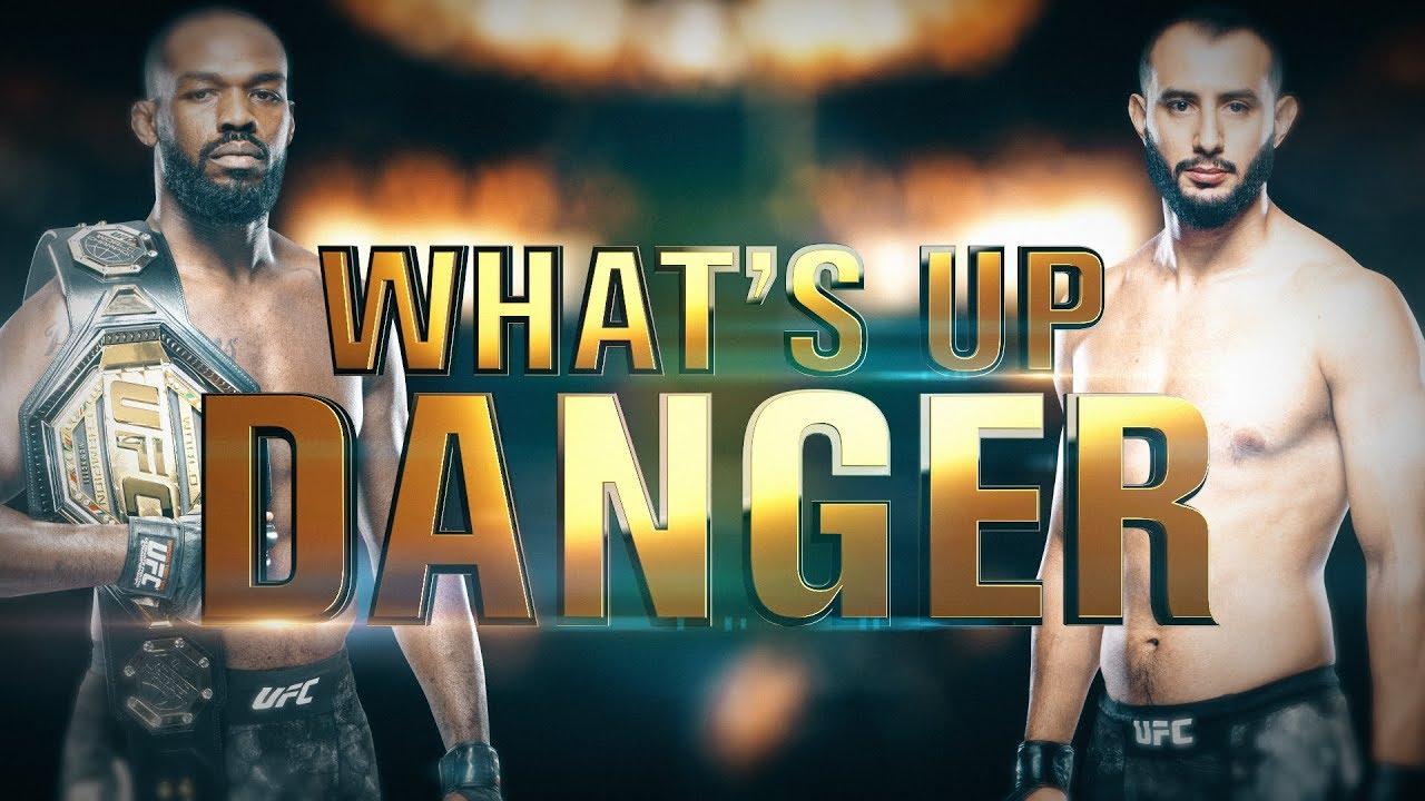 UFC 247: Jones vs Reyes – What's Up Danger