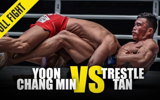 Yoon Chang Min vs. Trestle Tan | ONE Full Fight | June 2019