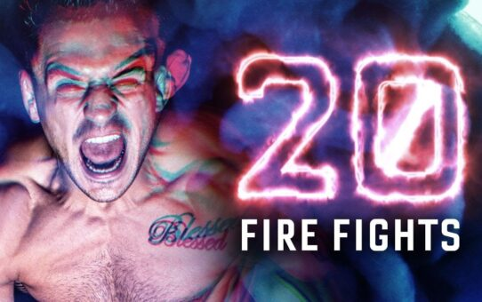 20 Fire Fights | Bellator MMA