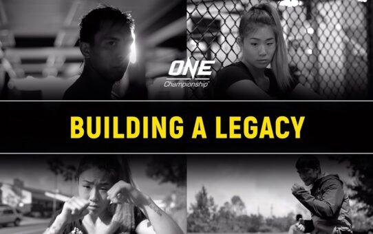 Building A Legacy | Angela Lee, Eduard Folayang & Kevin Belingon