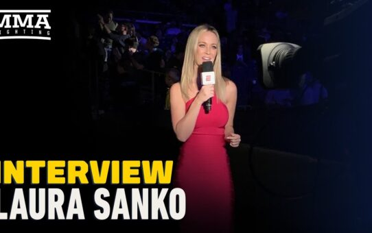 UFC's Laura Sanko: Thieves Broke My Electric Fence To Steal $20k of Farm Equipment – MMA Fighting