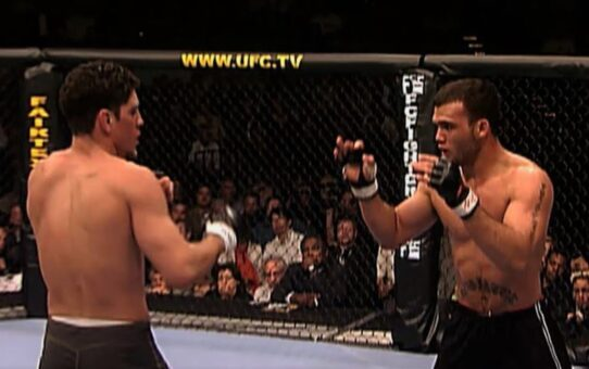Free Fight: Nick Diaz vs Robbie Lawler | UFC 47, 2004