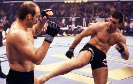 Free Fight: Randy Couture vs Pedro Rizzo 1 | UFC 31, 2001