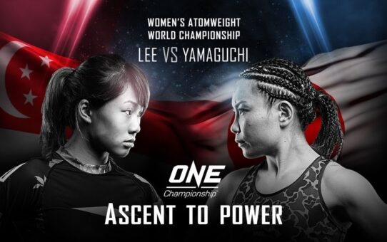ONE Championship: ASCENT TO POWER | ONE@Home Event Replay