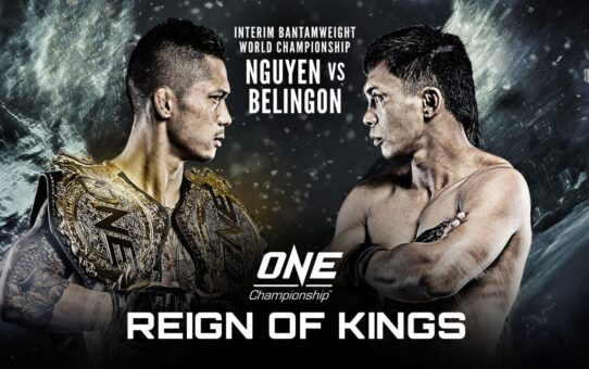 ONE Championship: REIGN OF KINGS | ONE@Home Event Replay