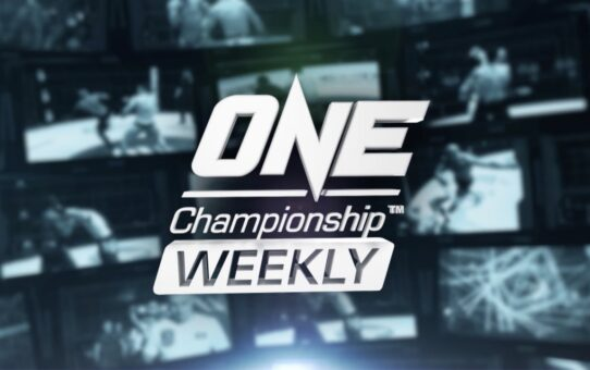 ONE Championship Weekly | 30 April 2020