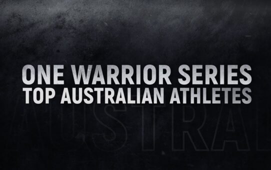 Rich Franklin's ONE Warrior Series | Top Australian Athlete Fights