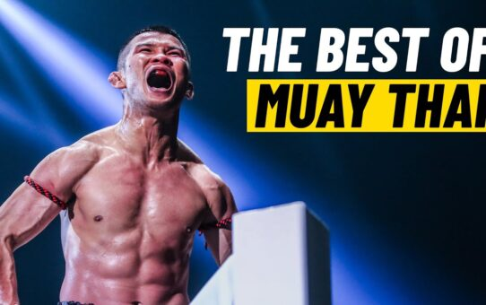 The Best Of ONE Super Series Muay Thai