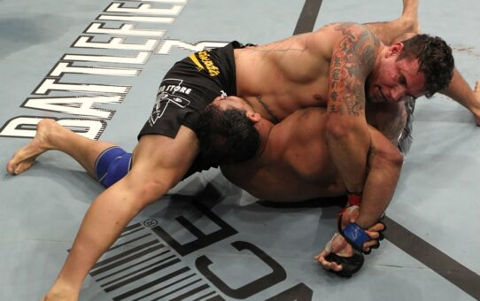 Top Kimura Finishes in UFC History