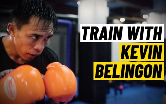 Training With Kevin Belingon | Inside Team Lakay's New Gym