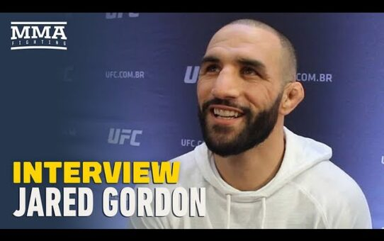 Jared Gordon on Reported Fight Not Happening, 4-Plus Years of Sobriety – MMA Fighting
