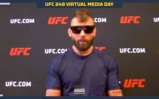 Jeremy Stephens Would Have Fought On Mars to Get Back in Cage at UFC 249 – MMA Fighting
