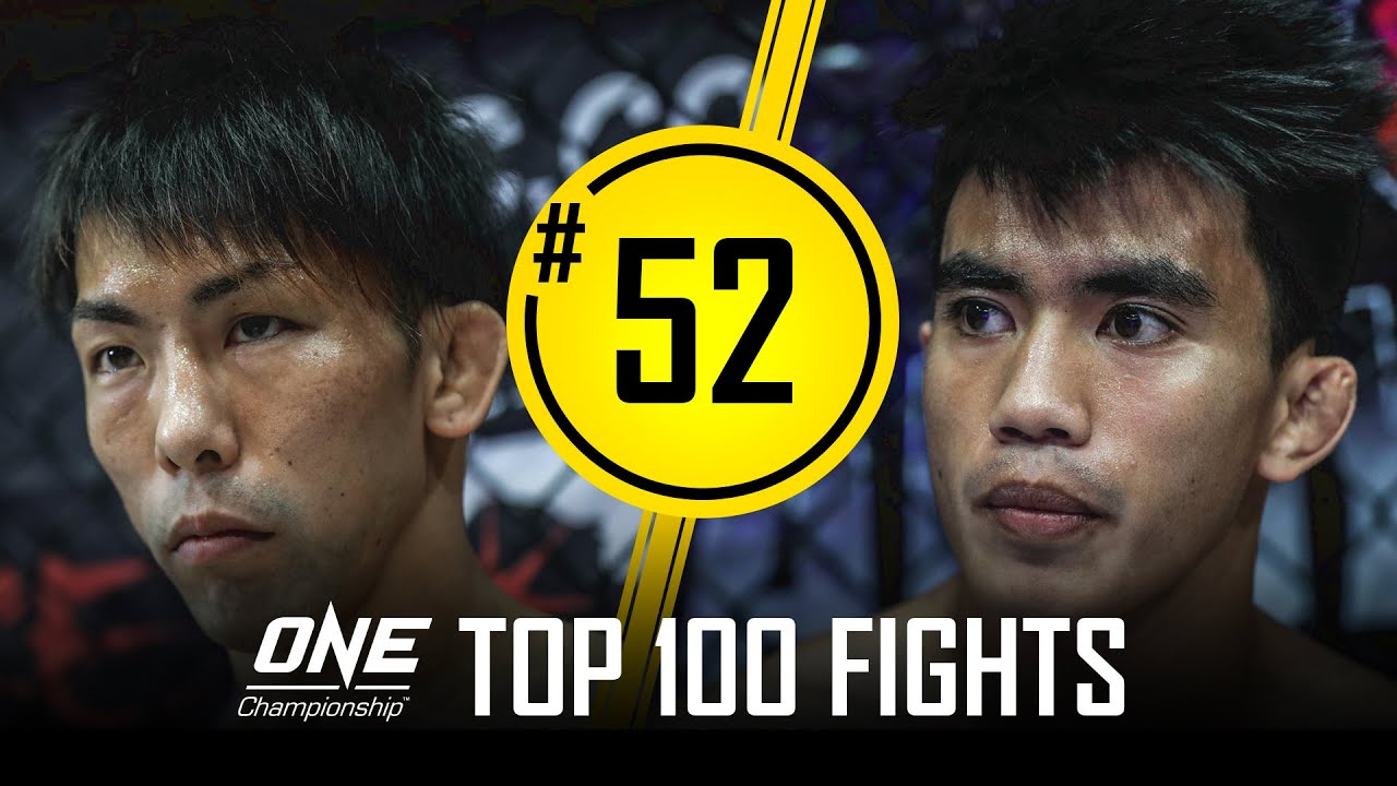 Joshua Pacio's First World Title Defense | ONE Championship's Top 100 Fights | #52