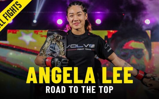 Angela Lee's Historic Ascent | ONE Full Fights & Features