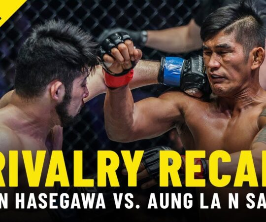 Aung La N Sang vs. Ken Hasegawa | ONE Championship Rivalry Recap