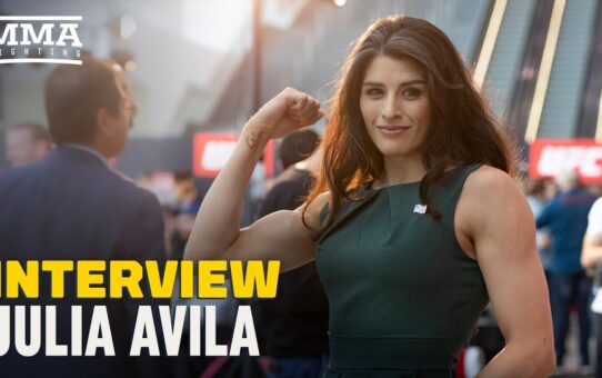 Julia Avila Has Sown Over 1,000 Facemasks Waiting For UFC Return – MMA Fighting