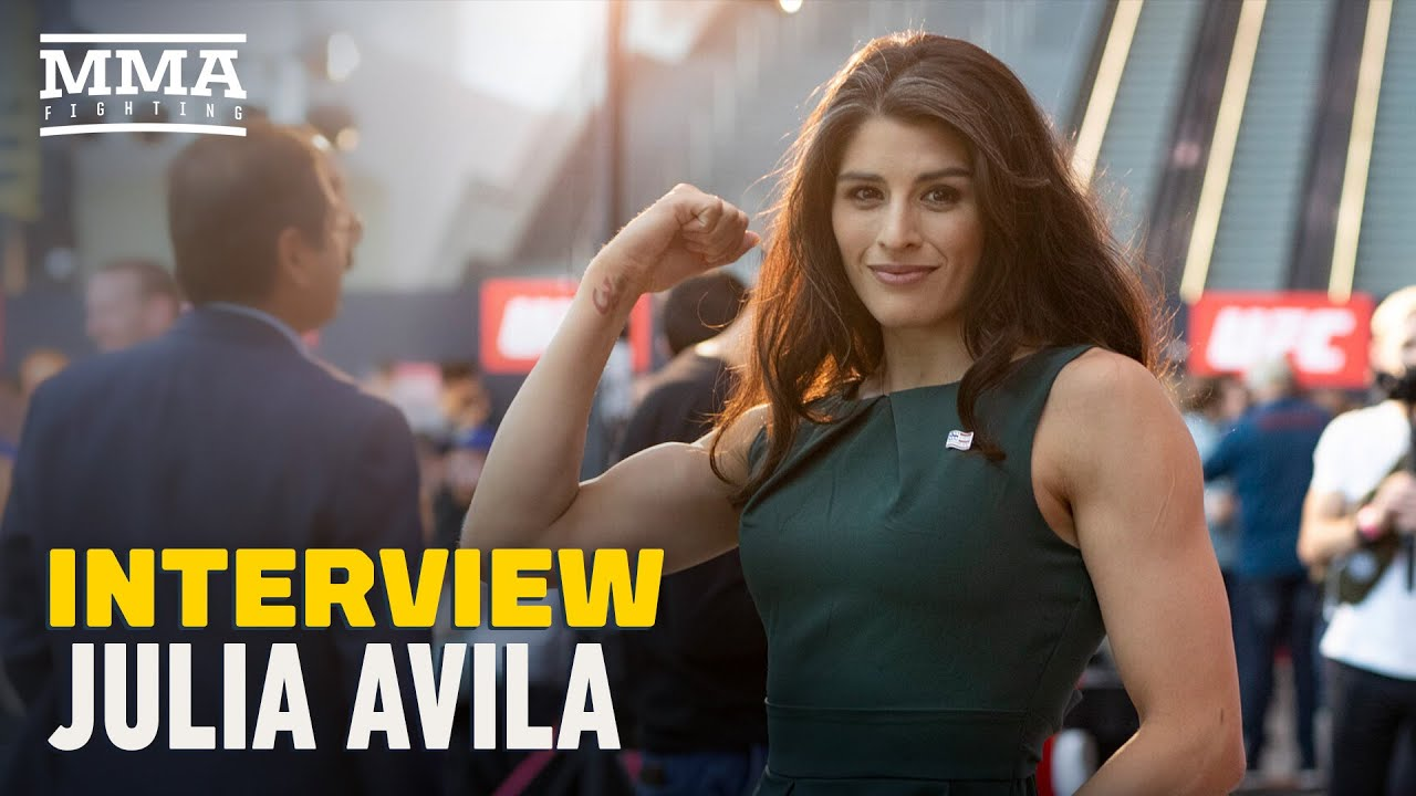 Julia Avila Has Sown Over 1,000 Facemasks Waiting For UFC Return - MMA Fighting