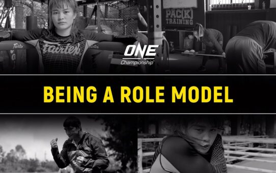 Being A Role Model | Stamp Fairtex, Eduard Folayang & Bi Nguyen