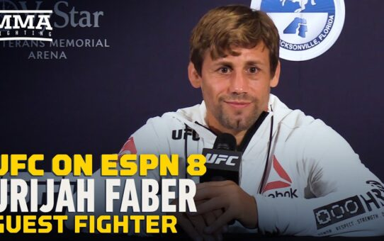 UFC on ESPN 8: Urijah Faber Disagrees With Henry Cejudo vs. Dominick Cruz Stoppage – MMA Fighting