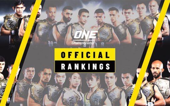 Chatri Sityodtong & Miesha Tate Break Down ONE Championship Rankings
