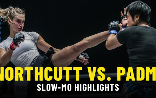 Colbey Northcutt vs. Putri Padmi | Slow-Mo Fight Highlights