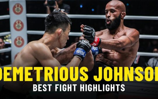 Demetrious Johnson's Best ONE Championship Highlights
