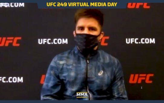Henry Cejudo Explains Cruz and Aldo Callouts: 'They've Paid Their Dues' – MMA Fighting