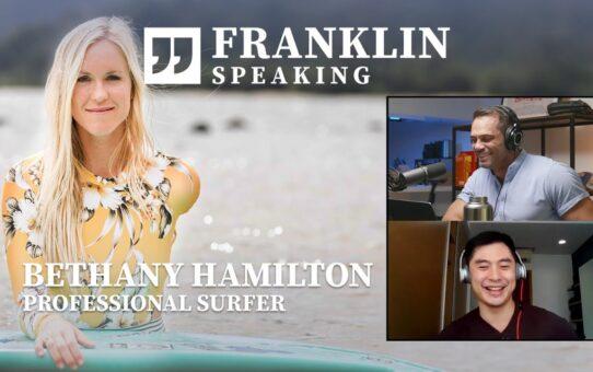 Franklin Speaking   Bethany Hamilton Shares Inspirational Story
