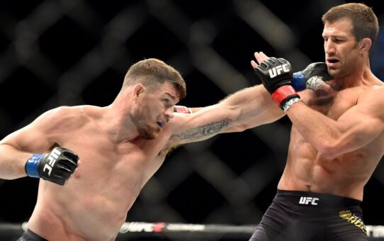 Free Fight: Michael Bisping vs Luke Rockhold 2 | UFC 199, 2016