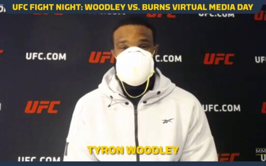 Tyron Woodley: 'I Went Into a State of Depression' After Kamaru Usman Loss – MMA Fighting
