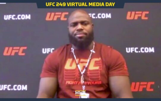 Jairzinho Rozenstruik's Main Focus is 'Knocking Francis Ngannou Out' at UFC 249 – MMA Fighting