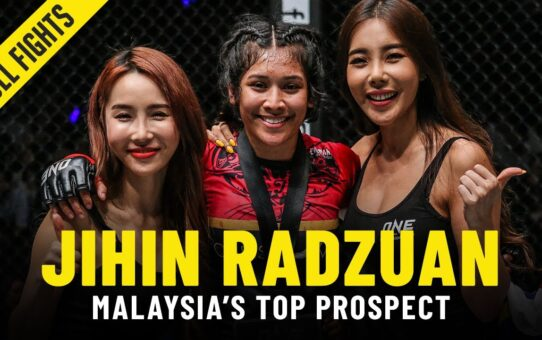 Jihin Radzuan: Malaysia's First Mixed Martial Arts World Champion?