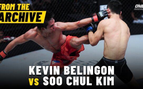 Kevin Belingon vs. Soo Chul Kim | ONE Championship Full Fight | August 2012