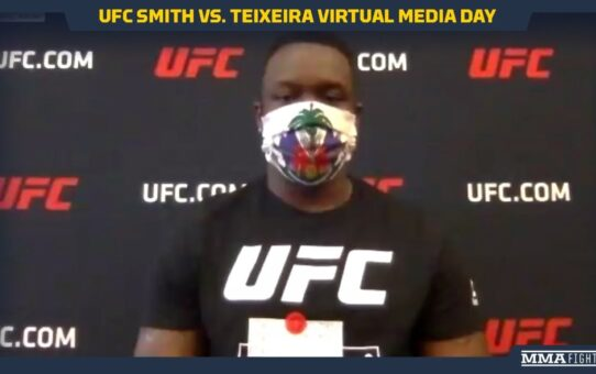 Despite Heavyweight Move, Ovince Saint Preux Knows He Can Beat Everyone at 205 – MMA Fighting