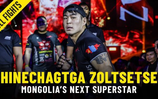 Shinechagtga Zoltsetseg: Mongolia's Next Superstar   ONE Full Fights & Features