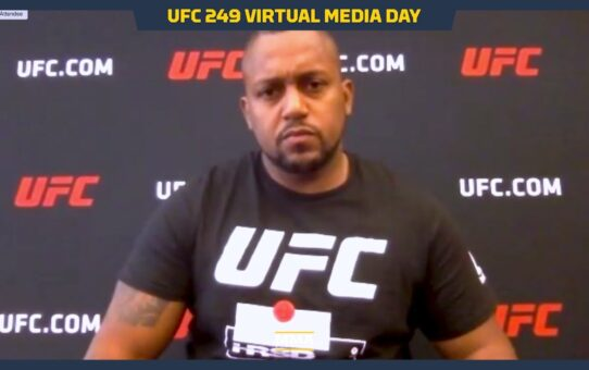 Yorgan De Castro Says Winner of UFC 249 Fight With Greg Hardy Gets Top-15 Opponent – MMA Fighting