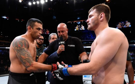 On This Day: Stipe Miocic vs Fabricio Werdum | UFC 198, 2016