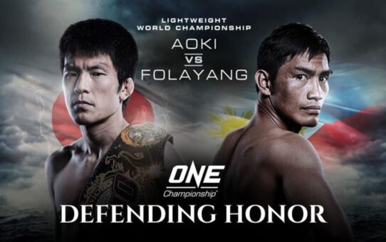 ONE Championship: DEFENDING HONOR | ONE@Home Event Replay