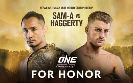 ONE Championship: FOR HONOR | ONE@Home Event Replay