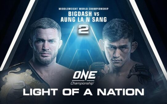 ONE Championship: LIGHT OF A NATION | ONE@Home Event Replay