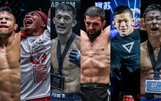 ONE Championship Official Rankings | Top 5 Bantamweights
