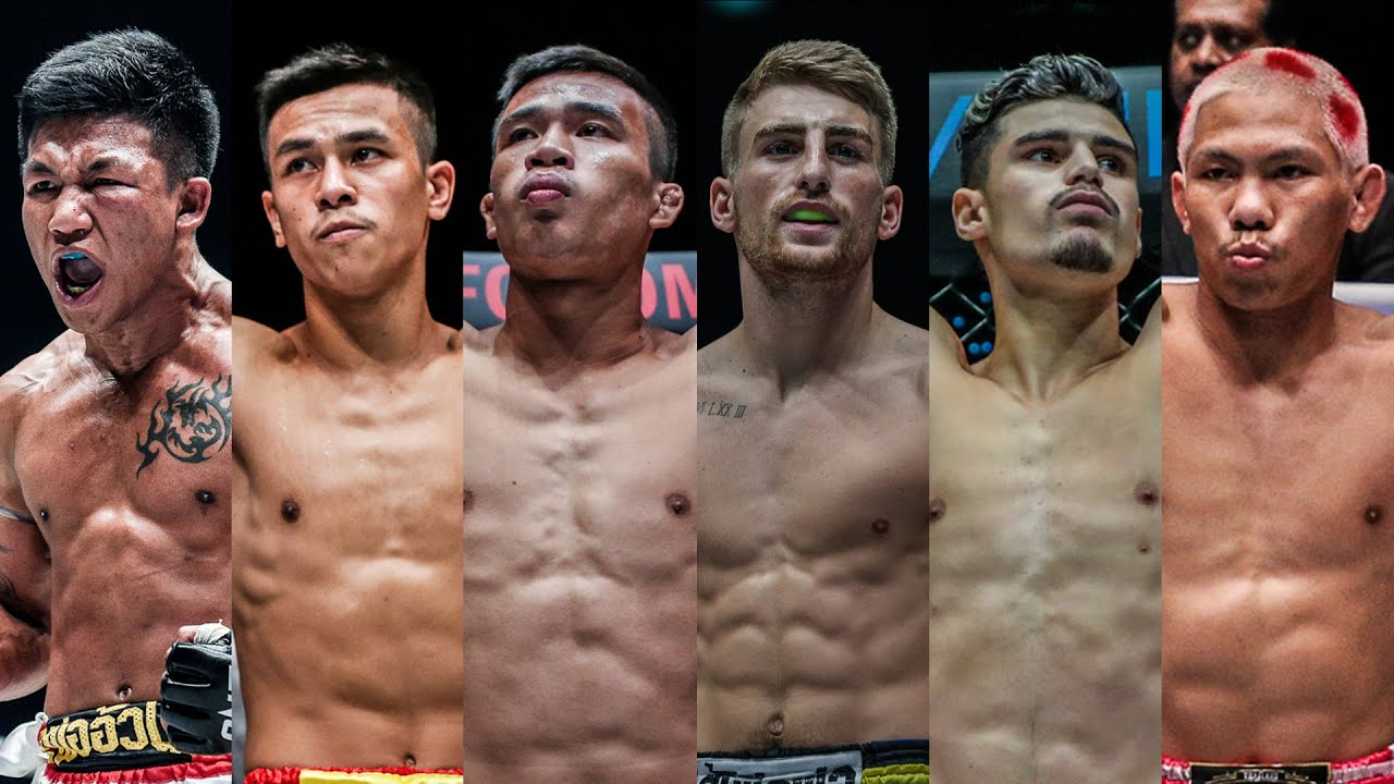 ONE Championship Official Rankings | Top 5 Muay Thai Flyweights
