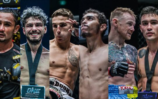 ONE Championship Official Rankings | Top 5 Muay Thai Strawweights