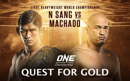 ONE Championship: QUEST FOR GOLD | ONE@Home Event Replay