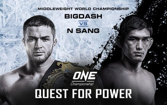 ONE Championship: QUEST FOR POWER | ONE@Home Event Replay
