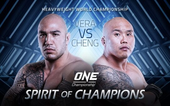ONE Championship: SPIRIT OF CHAMPIONS | ONE@Home Event Replay