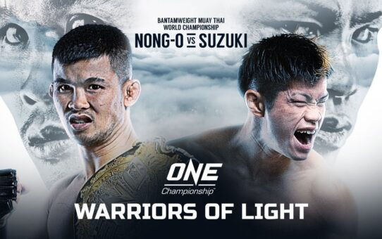 ONE Championship: WARRIORS OF LIGHT | ONE@Home Event Replay