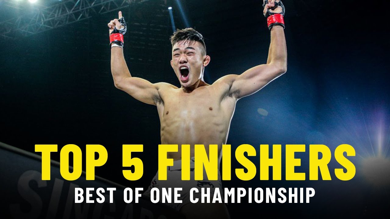 ONE Championship's Top 5 Finishers