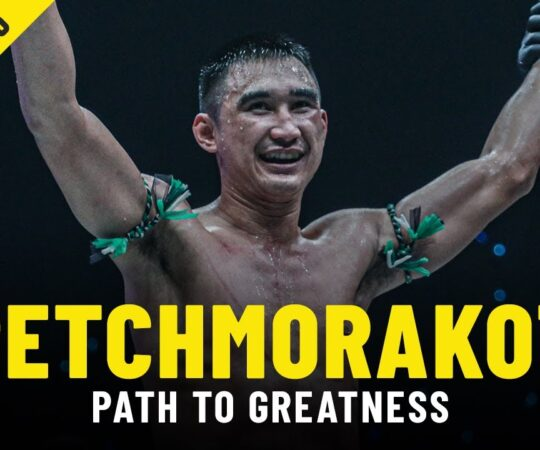 Petchmorakot's Path To Greatness | ONE Full Fights & Features