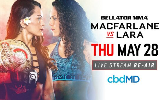 Re-Air | Bellator 201: MacFarlane vs. Lara